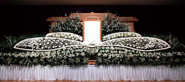イメージ:一般葬プラン