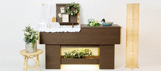イメージ:自宅葬